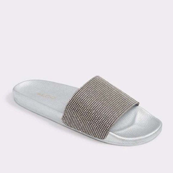 431d4aec27a Aldo Shoes - Aldo Sparkle slides